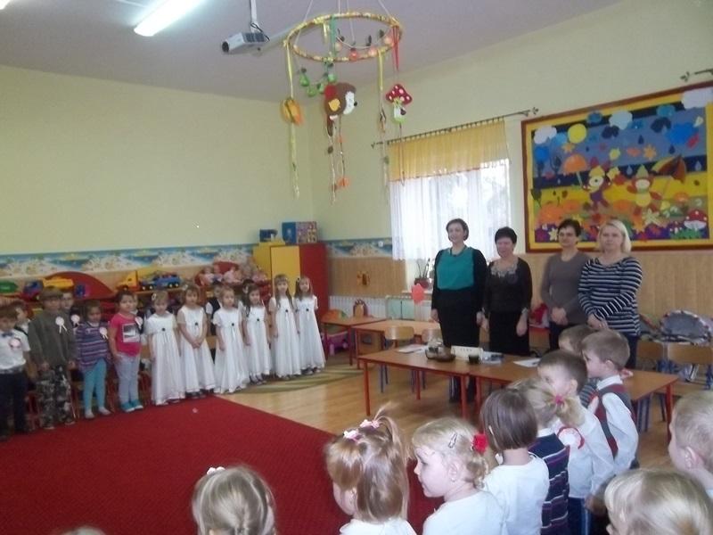 Konkurs Recytatorski Moja Ojczyzna Przedszkole