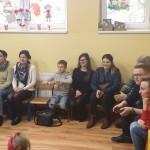 Rodzice tłumnie przybyli na spotkanie