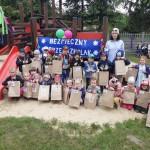 Dzień Dziecka w ogrodzie przedszkolnym